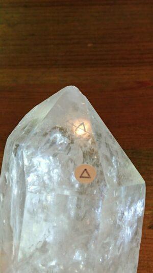 ヒマラヤ水晶レコードキーパークラスター20200229