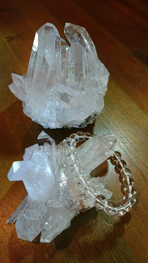 水晶クラスター20201215