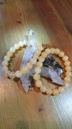 静岡水晶ブレスレット20201225